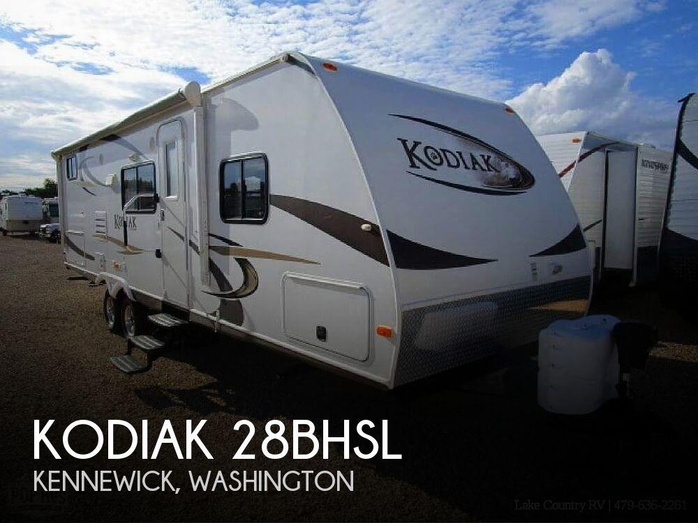 2012 Dutchmen Kodiak 30