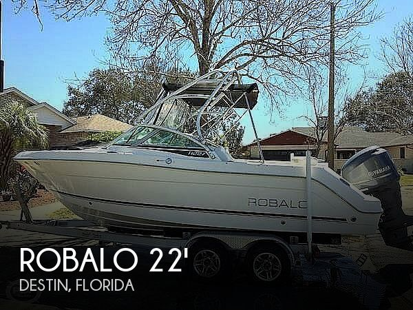 Used Robalo Boats For Sale by owner   2014 Robalo 22