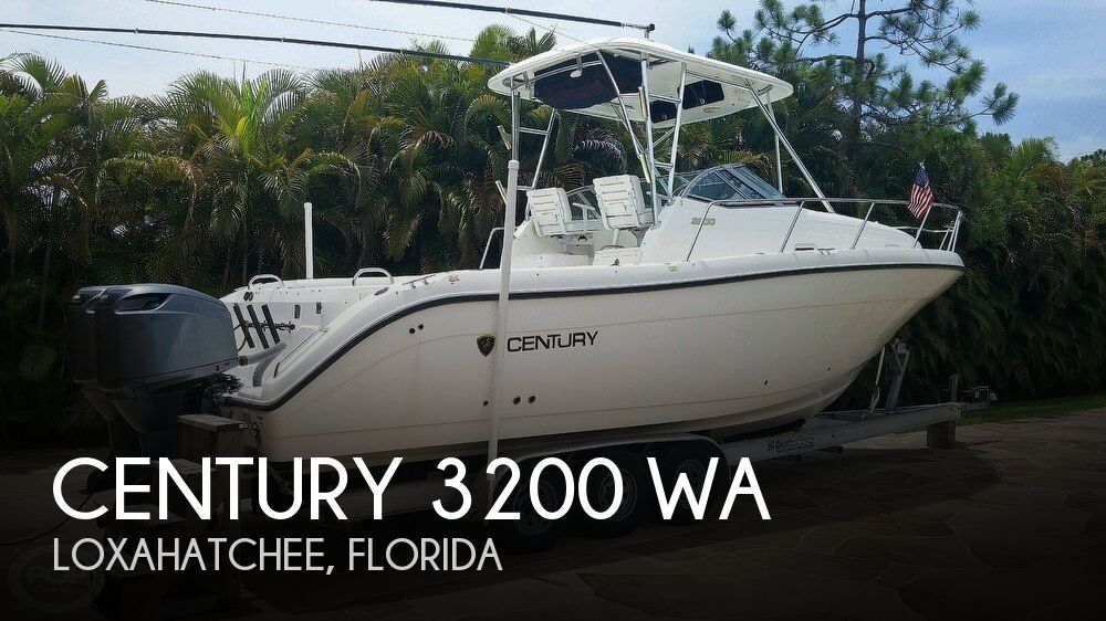 Used Century Boats For Sale by owner | 2004 Century 32