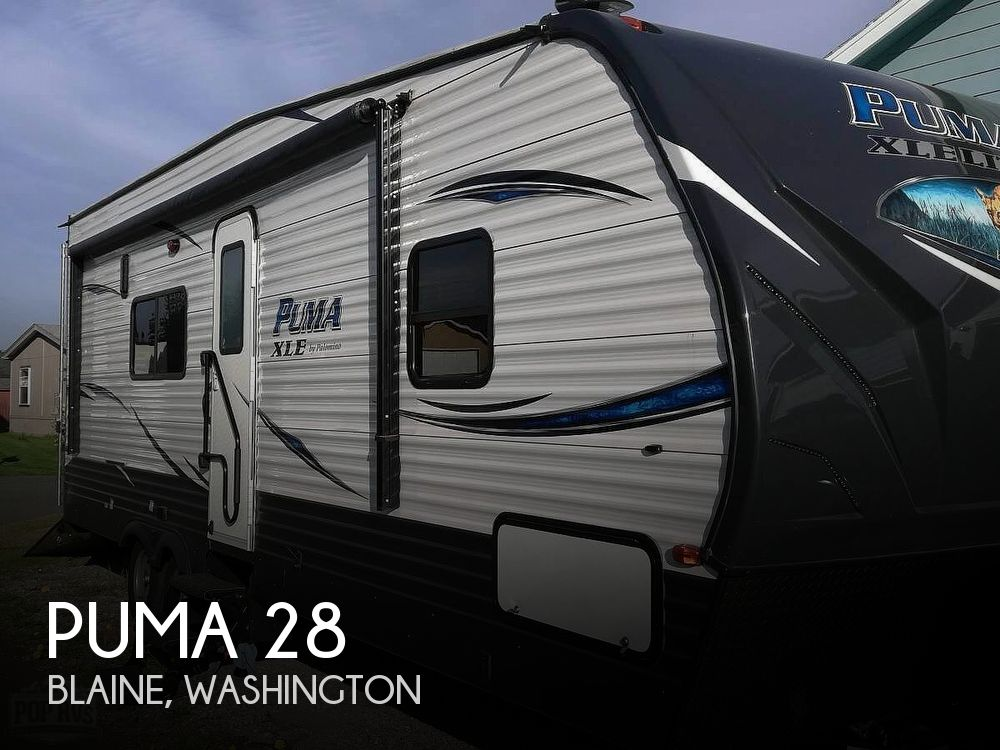 2018 Forest River Puma 28