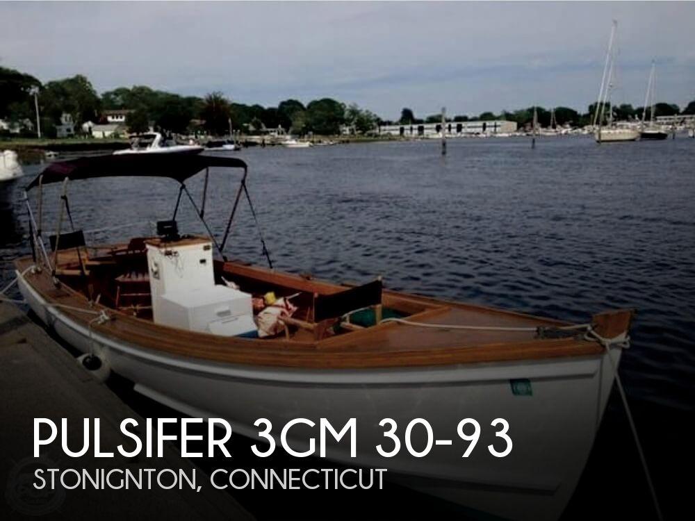 Used Pulsifer Hampton Boats For Sale by owner | 1997 Pulsifer Hampton 3GM 30-93