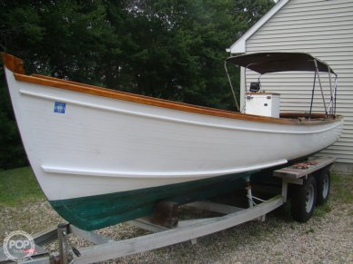 Pulsifer Downeast Lobster Boat, 22', for sale - $22,750