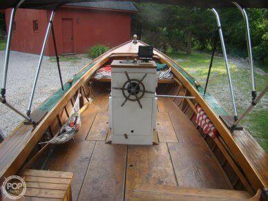 1997 Pulsifer Hampton Downeast Lobster Boat - #4