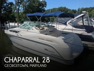 Used Chaparral Boats For Sale in Maryland by owner | 2000 Chaparral 28
