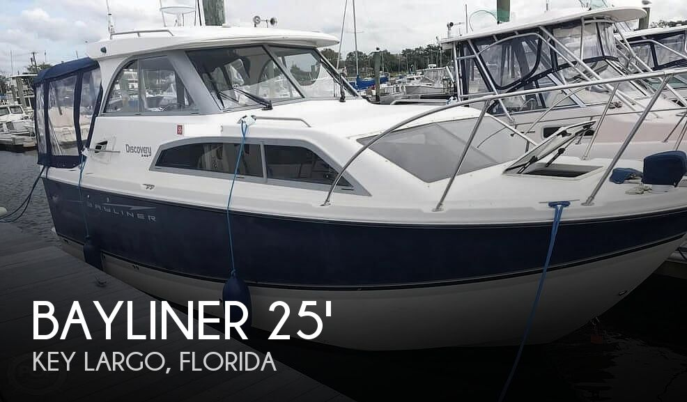Used Bayliner 24 Boats For Sale by owner | 2007 Bayliner 24