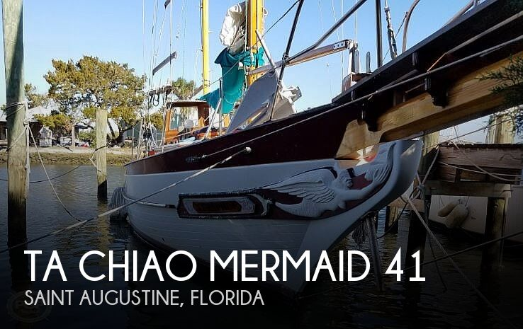 Used Ta Chiao Boats For Sale by owner | 1977 Ta Chiao 41