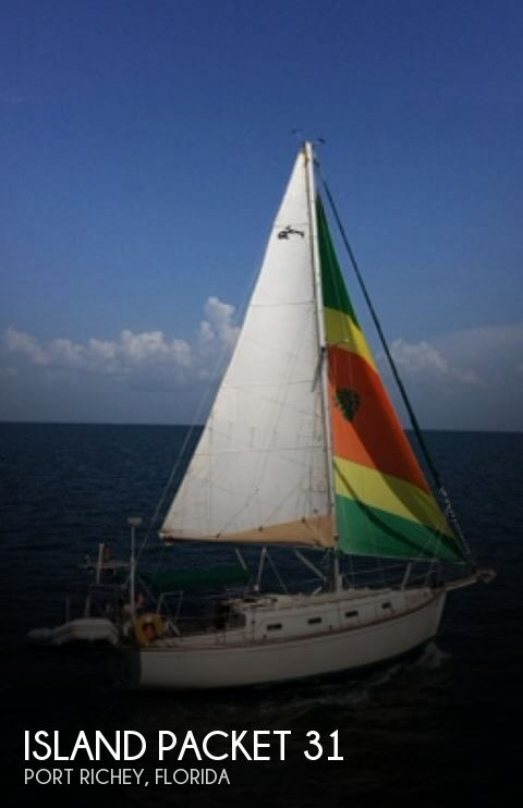 Used Island Packet Boats For Sale by owner | 1985 Island Packet 31