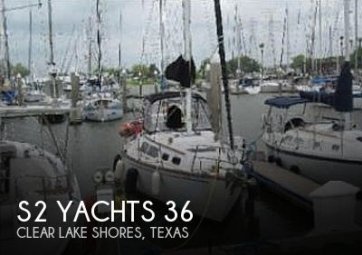 Used Sailboats For Sale in Houston, Texas by owner | 1983 S2 Yachts 36