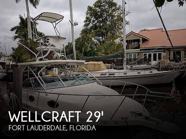 Used Wellcraft Boats For Sale in Florida by owner | 1999 Wellcraft 290 Coastal