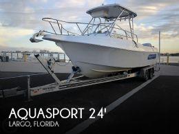 1998 Aquasport 245 Explorer WA