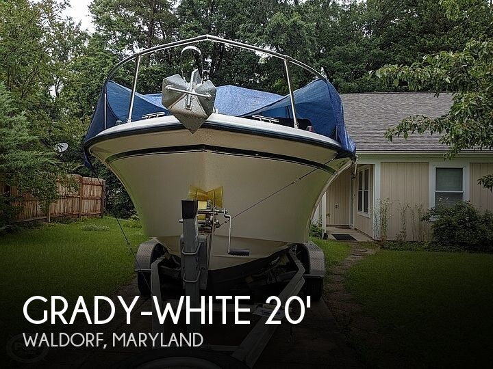 Used Grady-White Boats For Sale in Maryland by owner | 2001 Grady-White 20
