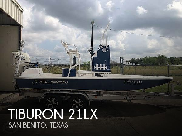 Used Boats For Sale in McAllen, Texas by owner | 2017 Tibron 20