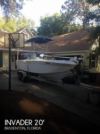 Used Invader Boats For Sale by owner | 1986 Invader 20
