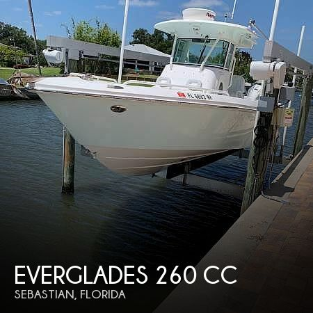 Used Everglades Boats For Sale by owner | 2007 Everglades 26