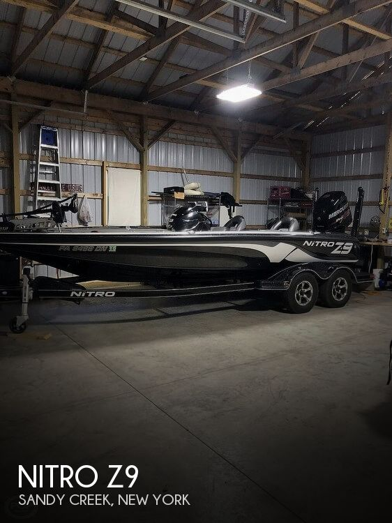 Used Ski Boats For Sale in New York by owner | 2015 Nitro 21