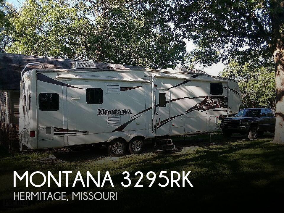 2007 Keystone Montana 35