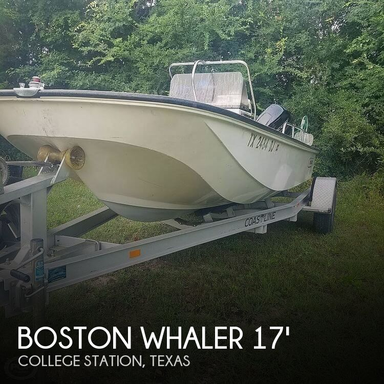 Used Boston Whaler Boats For Sale in Texas by owner | 1984 Boston Whaler 17