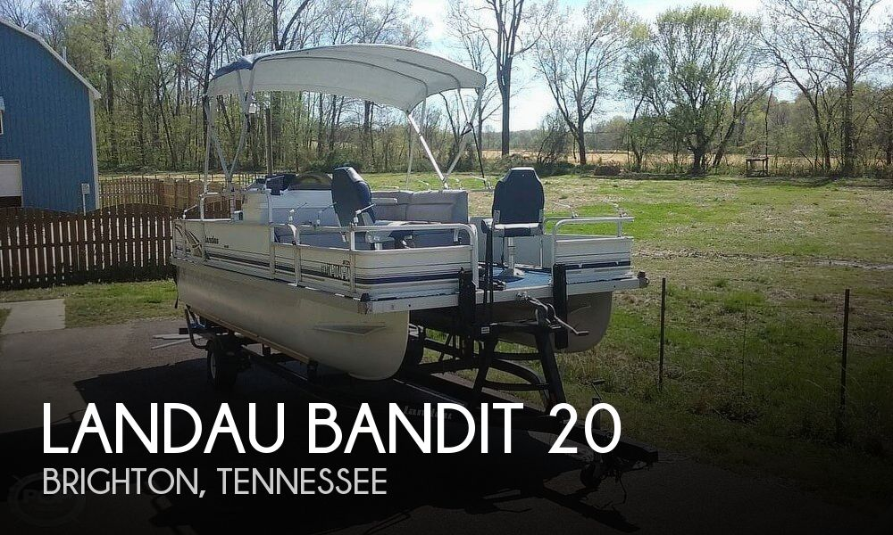 Used Boats For Sale in Memphis, Tennessee by owner | 1999 Landau 20