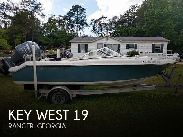 Used Key West Boats For Sale by owner | 2011 Key West 19