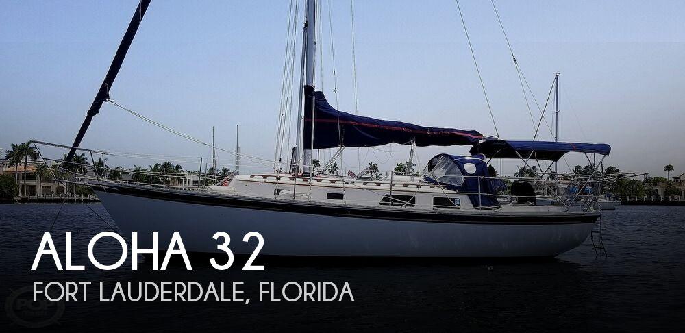 1988 Aloha 32