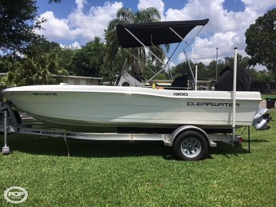 Clearwater 1900 CC, 18', for sale - $24,750