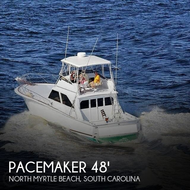 1972 Pacemaker boat for sale, model of the boat is 48 & Image # 1 of 6
