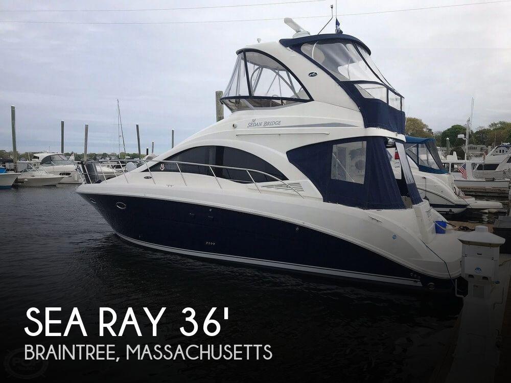 Used Sea Ray 36 Sedan Bridge Boats For Sale by owner | 2007 Sea Ray 36 Sedan Bridge
