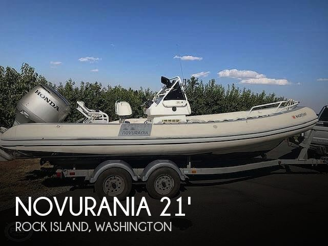 Used Novurania Boats For Sale by owner | 2002 Novurania 21