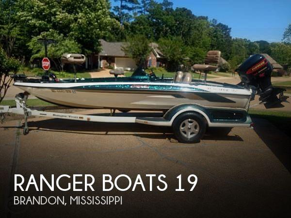 1998 Ranger Boats 19
