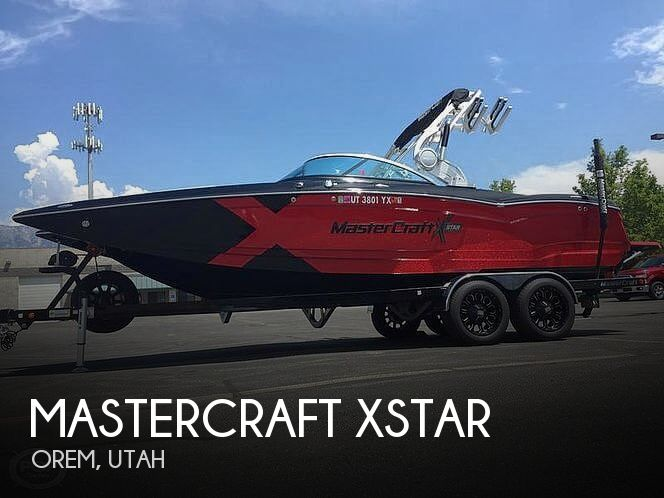 Used Boats For Sale in Utah by owner | 2016 Mastercraft 24