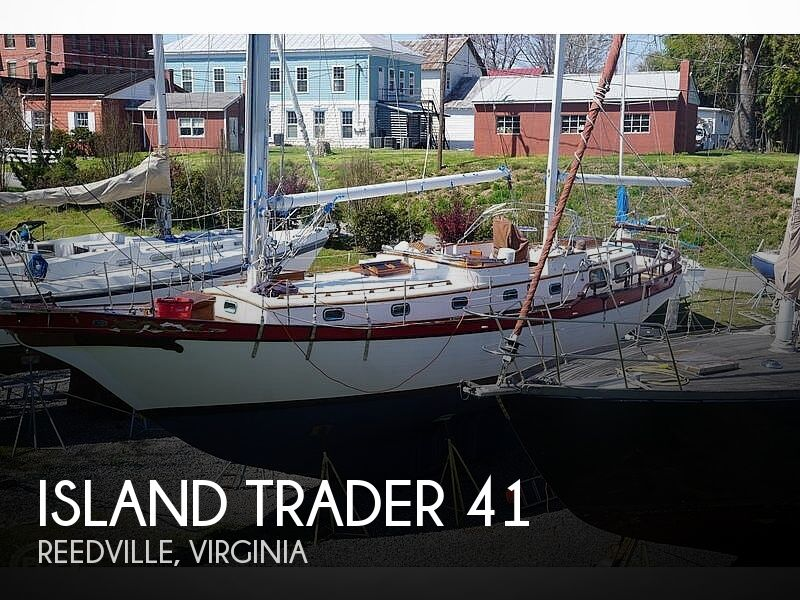 Used Island Trader Boats For Sale by owner | 1983 Island Trader 41