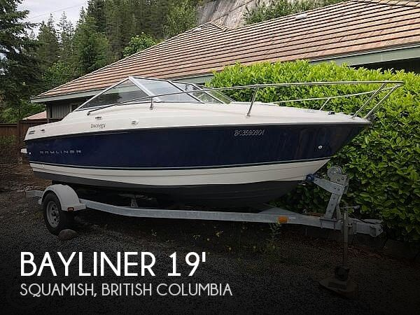 Used Bayliner 19 Boats For Sale by owner | 2012 Bayliner 19