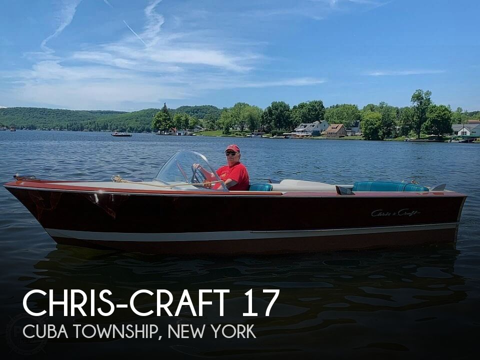 Used Chris Craft Power boats For Sale in Buffalo, New York by owner | 1968 Chris-Craft 17