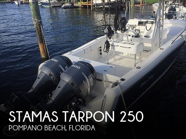 Used Stamas Boats For Sale by owner   2002 Stamas 26