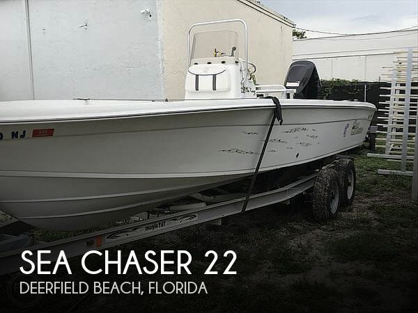 Used Sea chaser Boats For Sale by owner | 2005 Sea Chaser 22