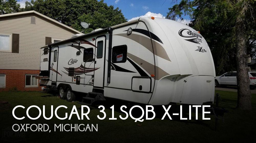 2015 Keystone Cougar 31SQB X-Lite