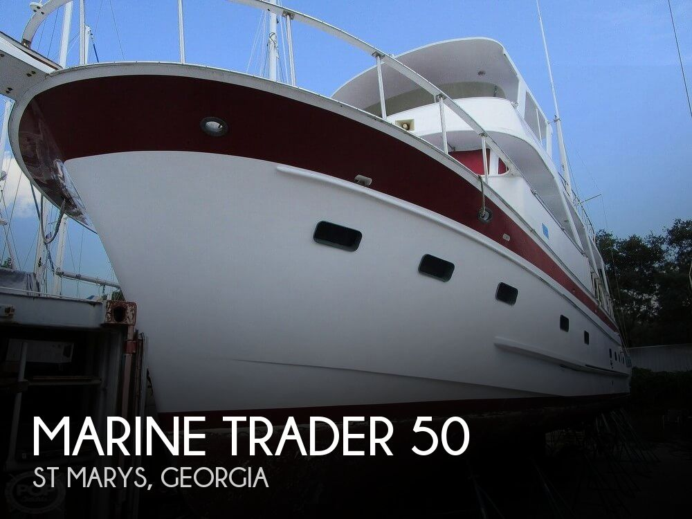 Used Boats For Sale in Savannah, Georgia by owner | 1979 Marine Trader 50
