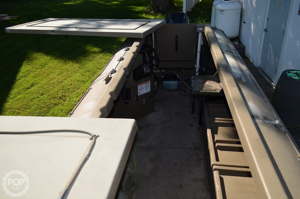 1999 Baja boat for sale, model of the boat is Duck Hunting 18 & Image # 40 of 41
