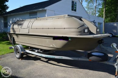 Outlaw Duck Hunting 18, 17', for sale - $21,750