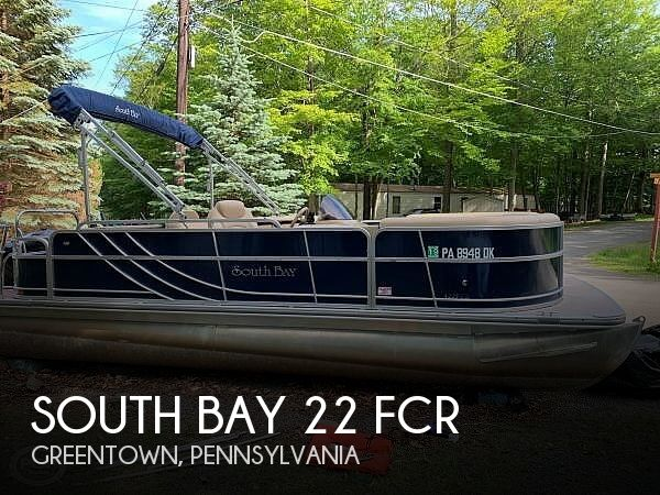 Used South Bay Boats For Sale by owner | 2013 South Bay 22