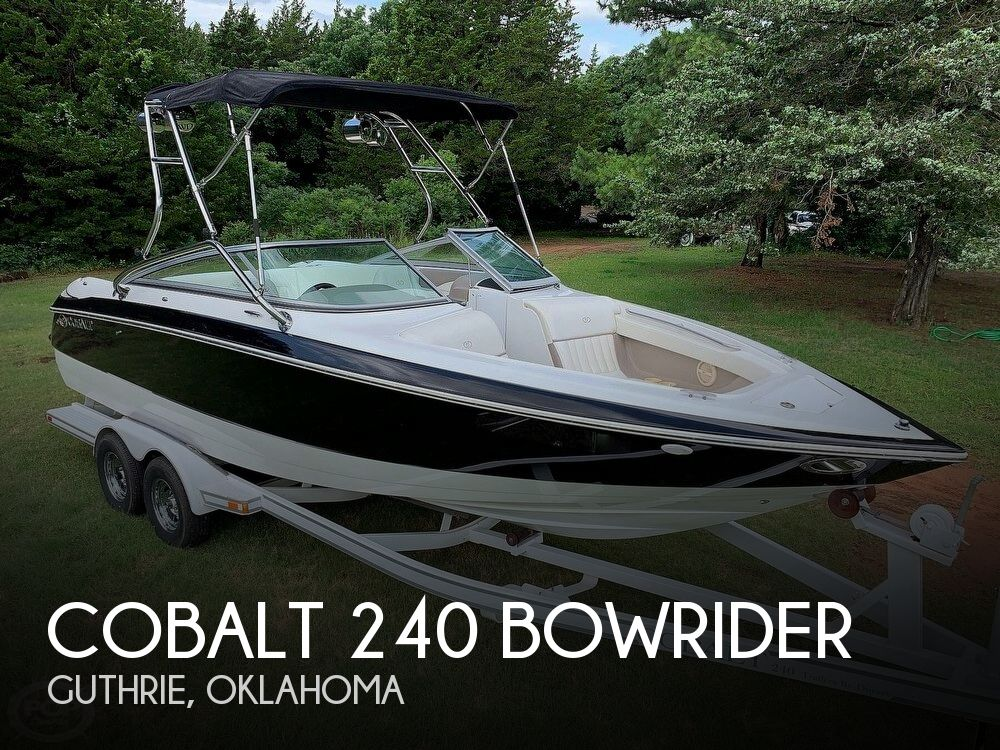 Used Boats For Sale in Oklahoma City, Oklahoma by owner | 2003 Cobalt 24
