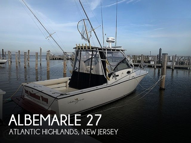 Used Albemarle Boats For Sale by owner | 1996 Albemarle 27