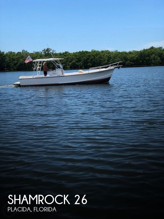 Used Shamrock Boats For Sale by owner | 1991 Shamrock 26