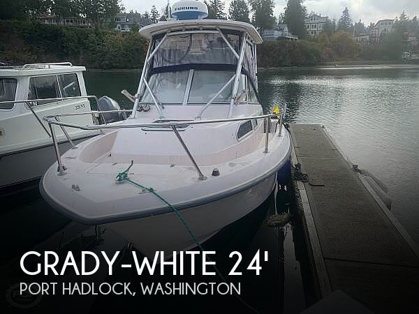 Used Boats For Sale by owner | 1997 Grady-White 24
