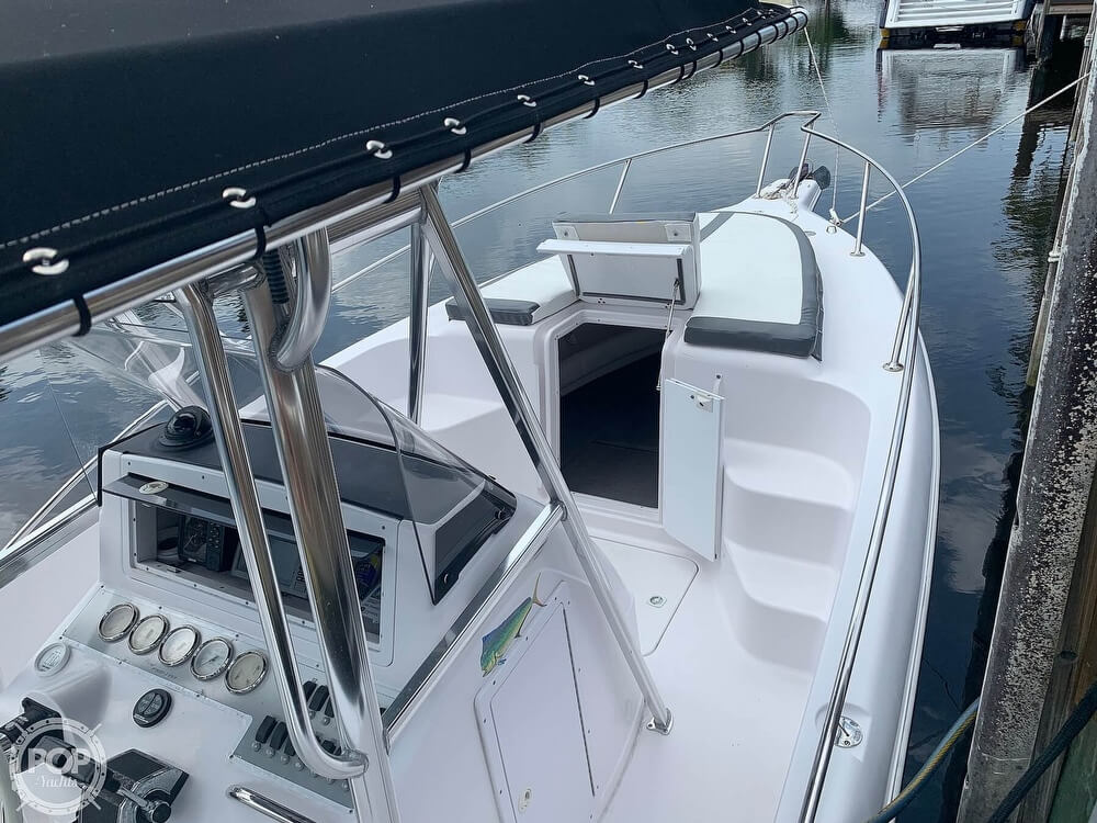 2000 Pro-Line boat for sale, model of the boat is 30 Super Sport Cuddy & Image # 17 of 40