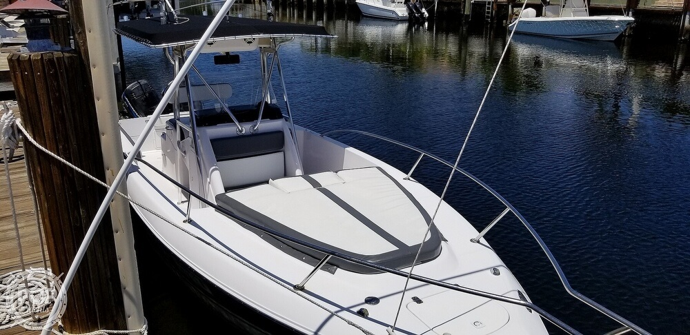 2000 Pro-Line boat for sale, model of the boat is 30 Super Sport Cuddy & Image # 7 of 40