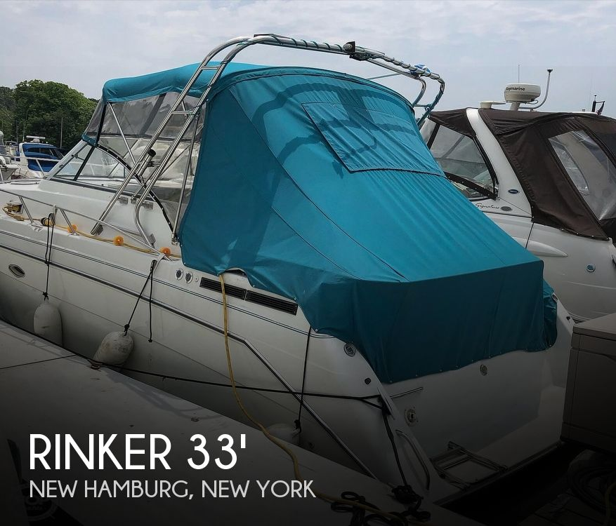 Used Rinker Boats For Sale in Bridgeport, Connecticut by owner | 1994 Rinker 300 Fiesta Vee