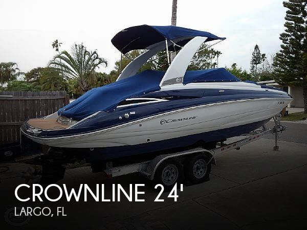 Used Crownline Deck Boats For Sale by owner | 2016 Crownline Eclipse E4