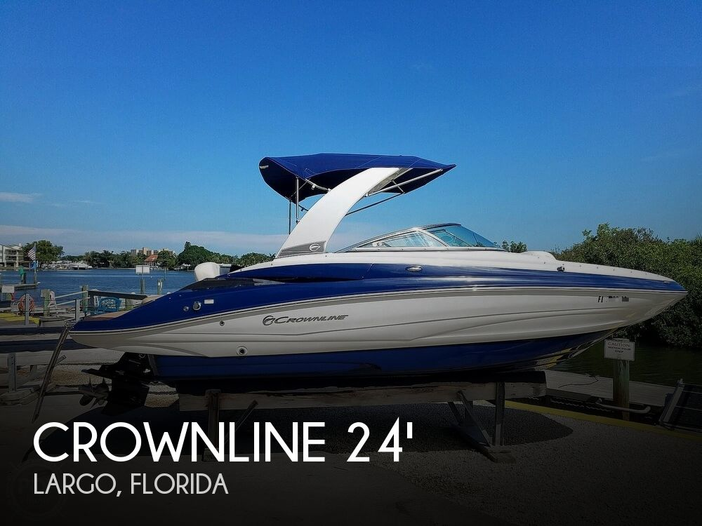 Top Crownline boats for sale