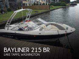 2014 Bayliner 215 BR